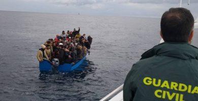 توقيف شبكة لتهريب المهاجرين الى اسبانيا