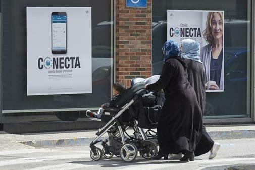 إعانة الأبناء مبلغ مساعدة معاق الضمان الاجتماعي إسبانيا