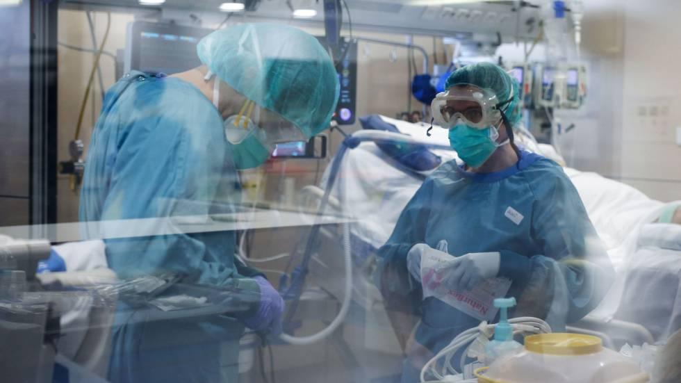 فيروس كورونا في إسبانيا حالات وفيات إصابات وزارة الصحة