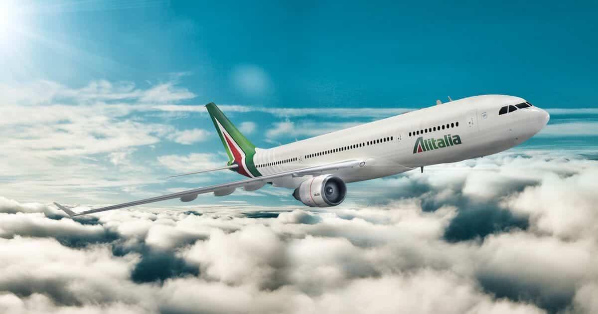 طائرة إيطاليا