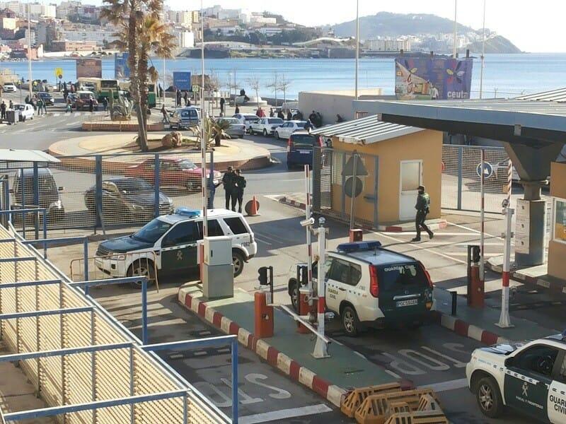فتح الحدود الإسبانية مع المغرب قبل عيد الفطر