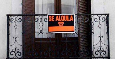 مساعدة الإيجار في إسبانيا