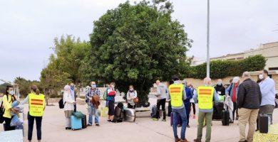 اسبانيا تجلي رعاياها من المغرب