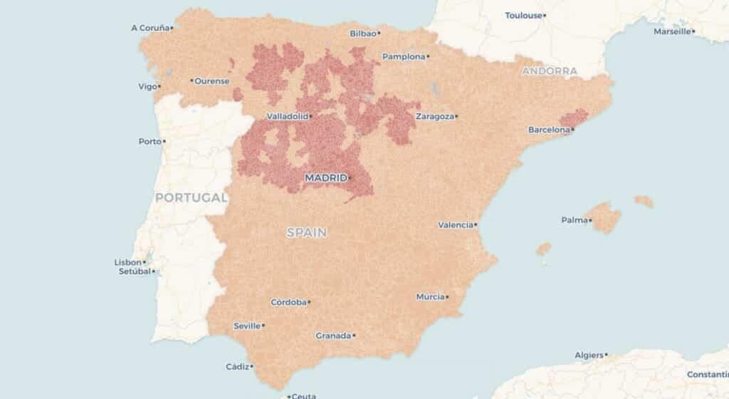 رفع القود في إسبانيا حالة الطوارئ المرحلة