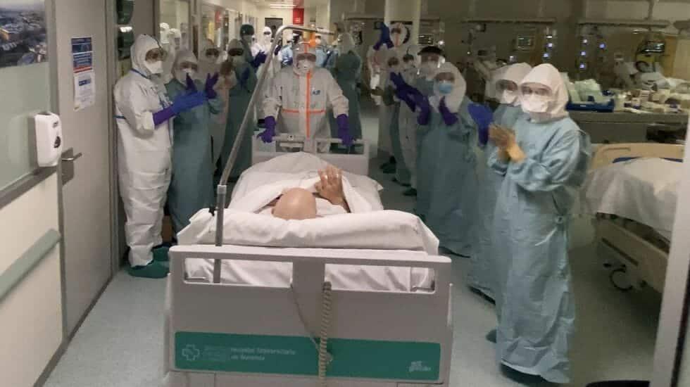 فيروس كورونا في اسبانيا