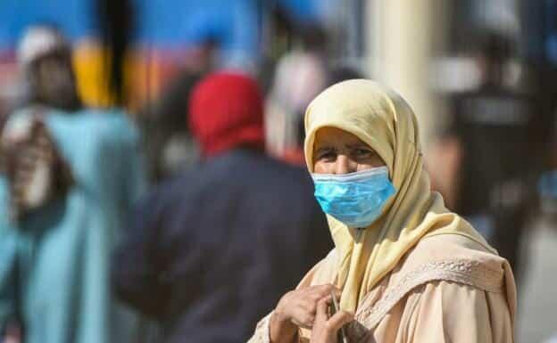 سبتة فيروس كورونا تهديد وزارة الصحة الإسبانية المرحلة 0