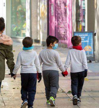 ارتفاع الاصبات في اوساط الاطفال فيروس كورونا