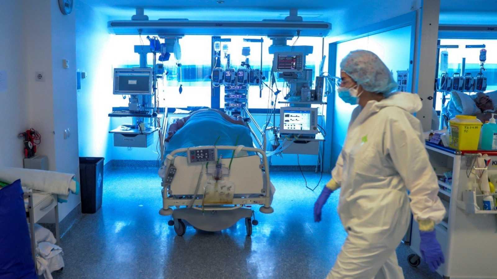 وفيات فيروس كورونا اسبانيا اليوم