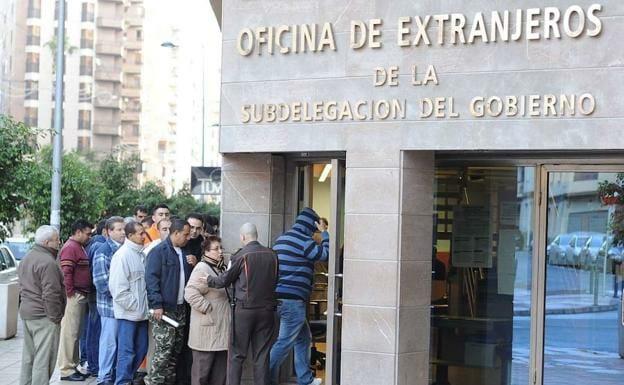 مكتب الهجرة اليكانتي