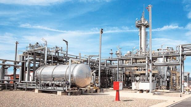 الغاز الجزائر اسبانيا