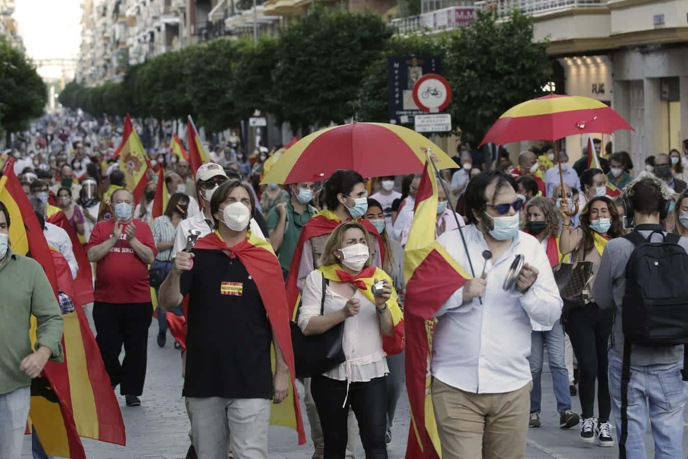 اتساع رقعة الاحتجاجات ضد الحكومة الإسبانية