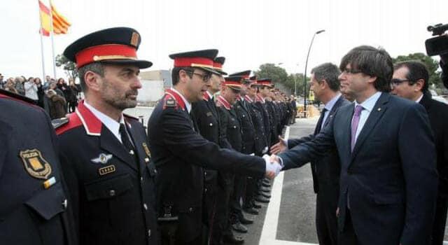 جيش كاتالونيا اسبانيا