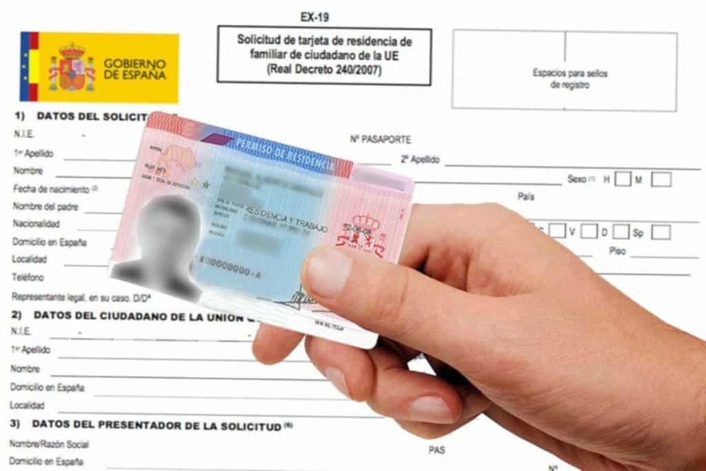 تجديد بطاقة الإقامة في إسبانيا