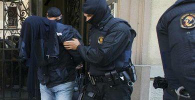 اعتقال مغربي برشلونة داعش