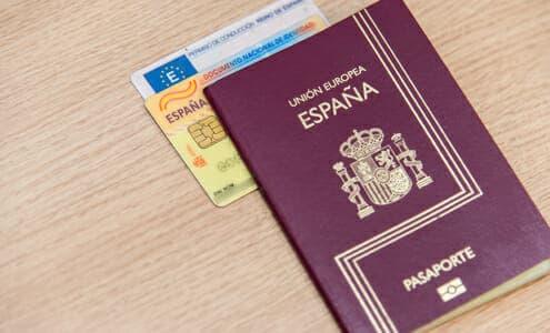 تجديد الوثائق من خلال القنصليات الاسبانية في الخارج