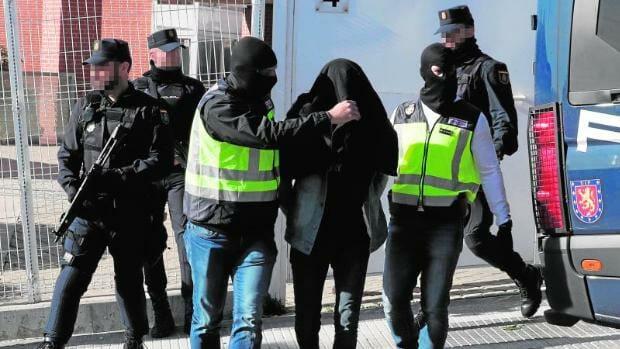 اعتقال خلية جهادية في إسبانيا