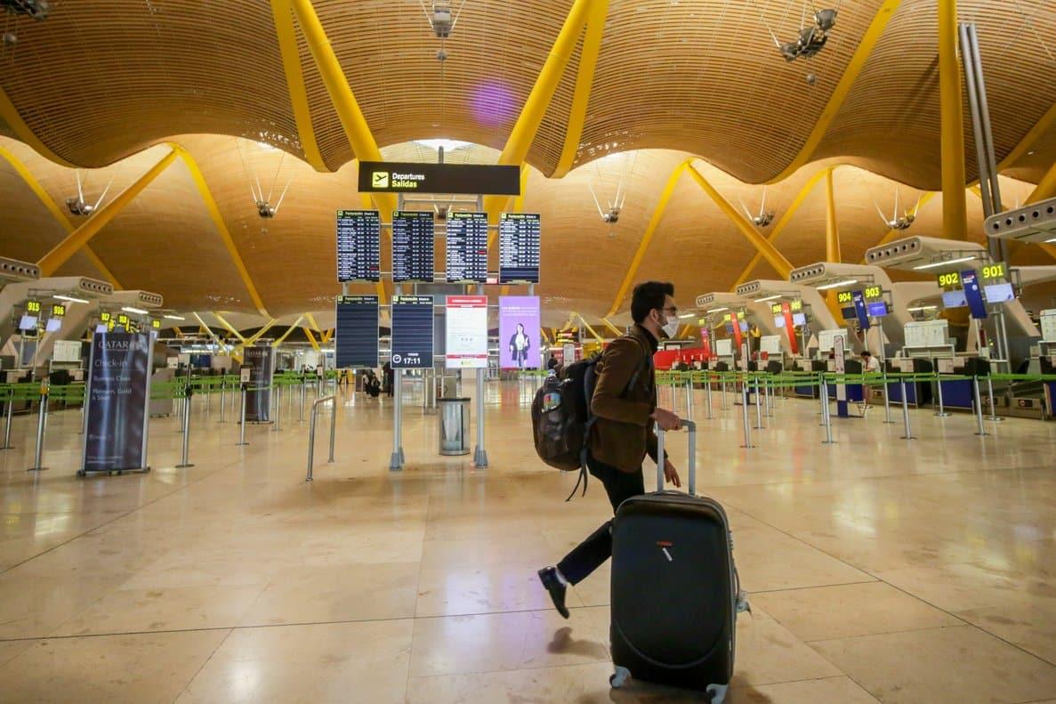 فتح الحدود إسبانيا أوروبا حدود القيود الضوابط الإسبانية رفع حالة الطوارئ