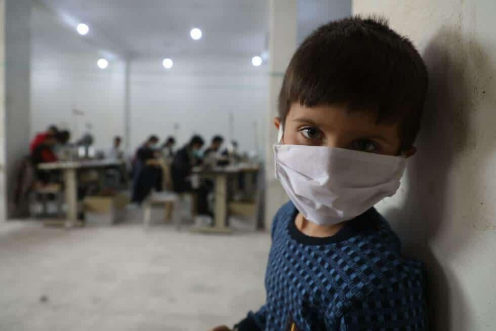 فيروس كورونا إسبانيا طفل أراغون وفيات