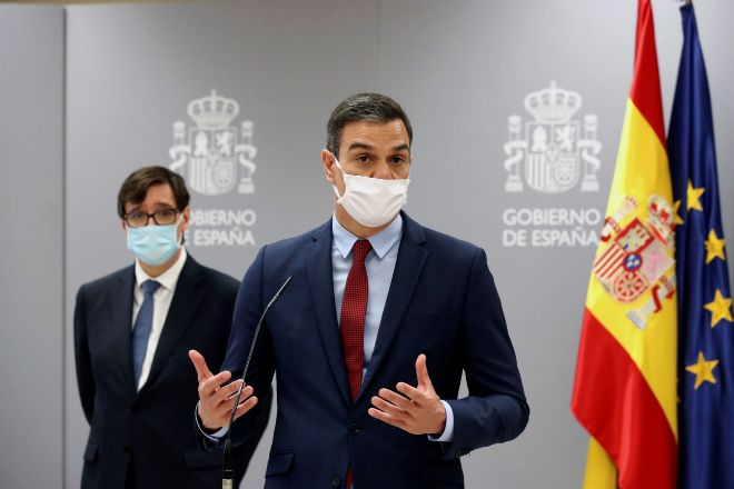 مجموعة التفكير الاقتصادي إسبانيا ما بعد كورونا كوفيد-19 الاقتصاد