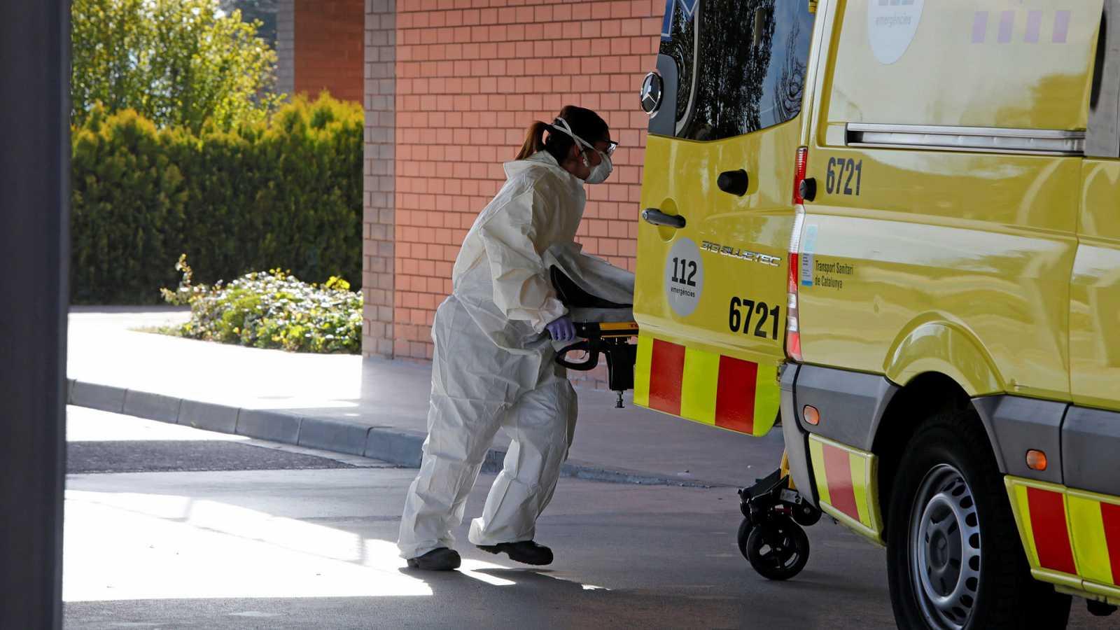 فيروس كورونا في إسبانيا وفيات إصابات