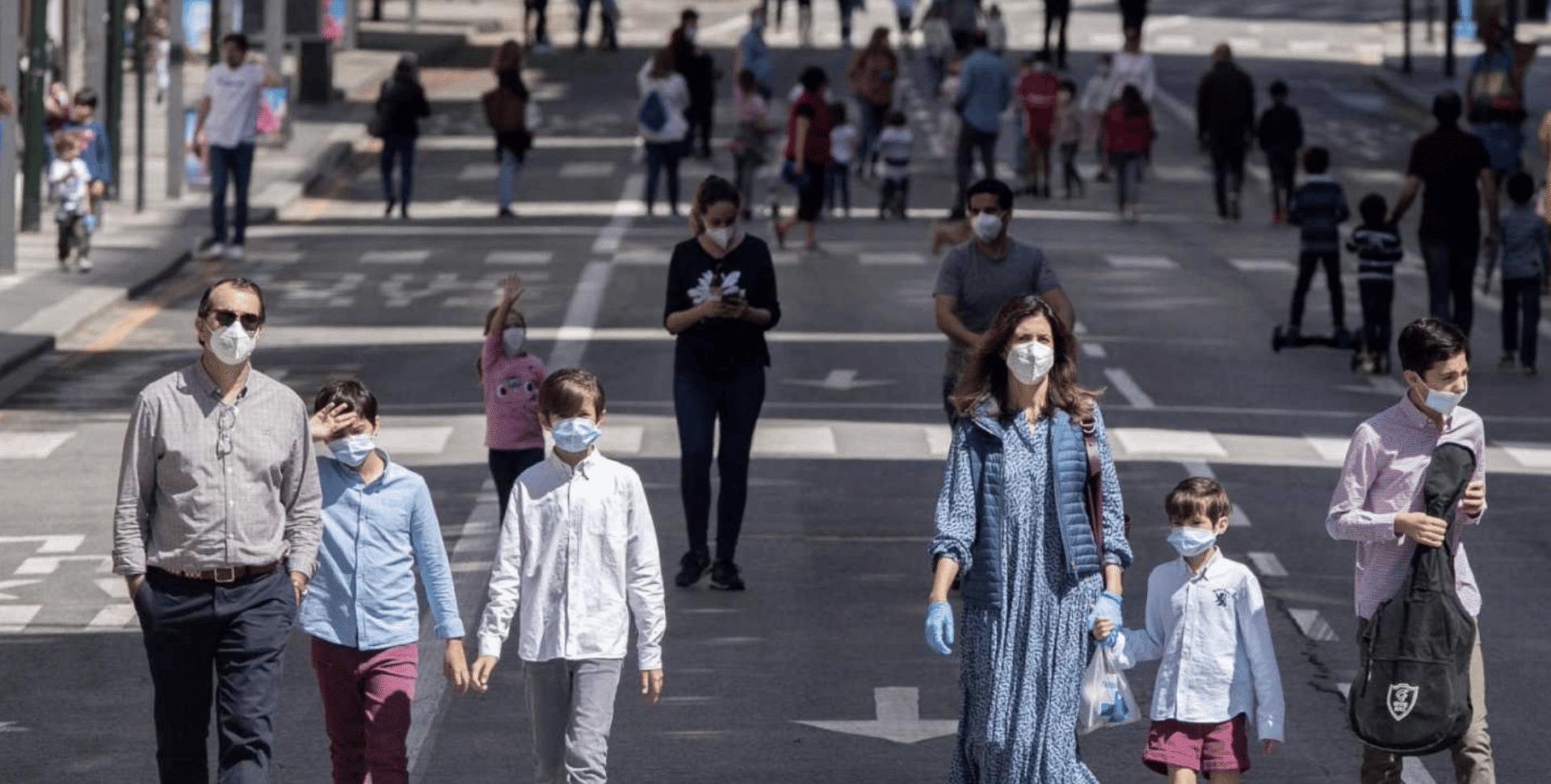 مرحلة التعايش مع الفيروس فيروس كورونا إسبانيا الوضع الطبيعي الجديد