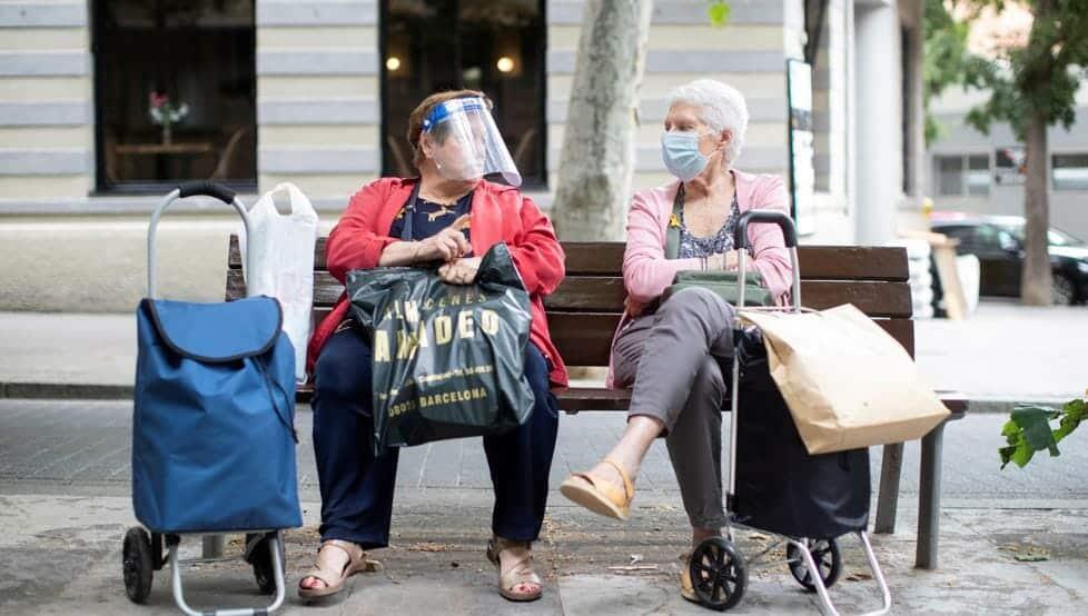 فيروس كورونا في إسبانيا حالات وفيات حالة إصابة الإصابات