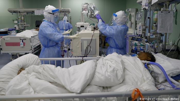 فيروس كورونا في إسبانيا إصابة جديدة حالة