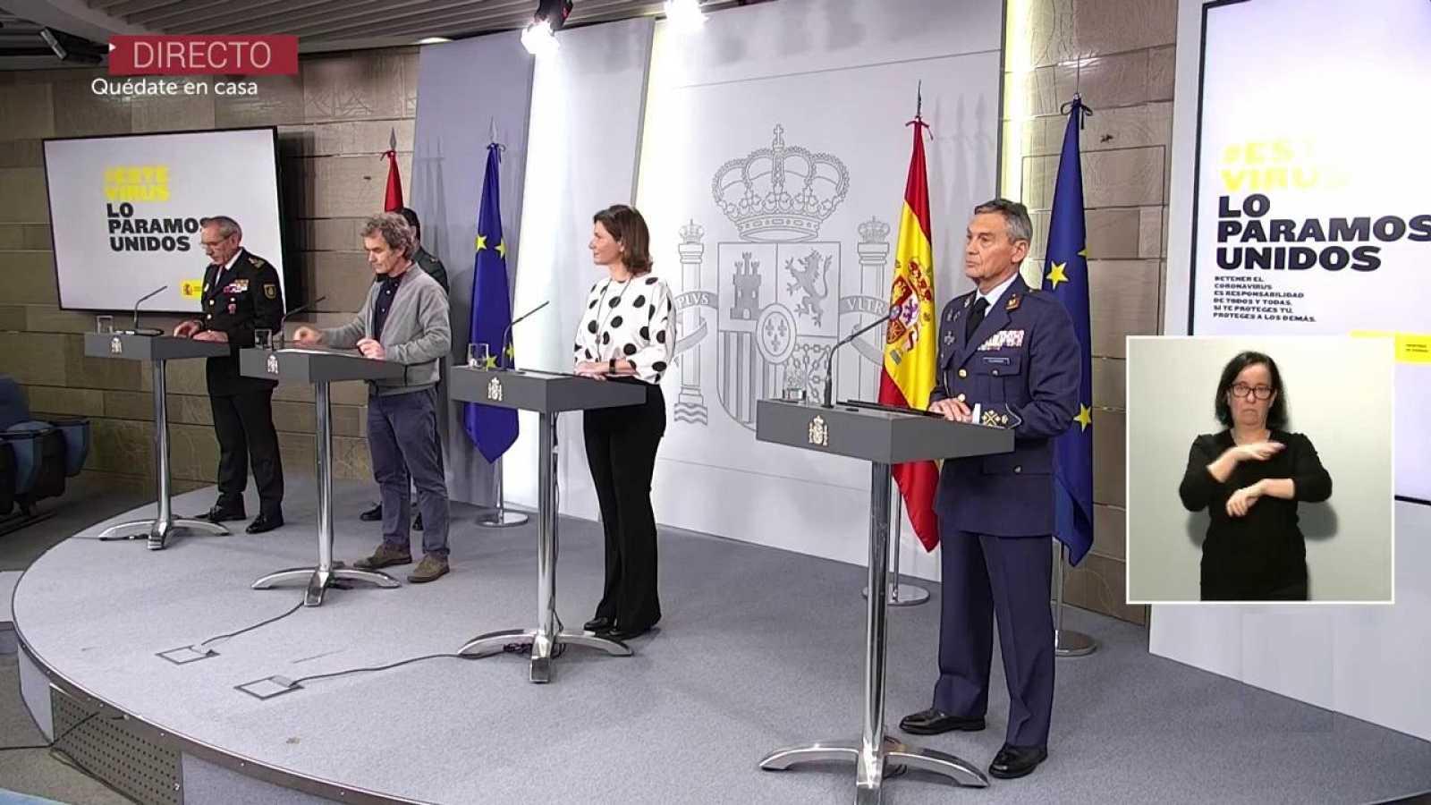 ثقة الحكومة أزمة فيروس كورونا الإسبانية الإسبان