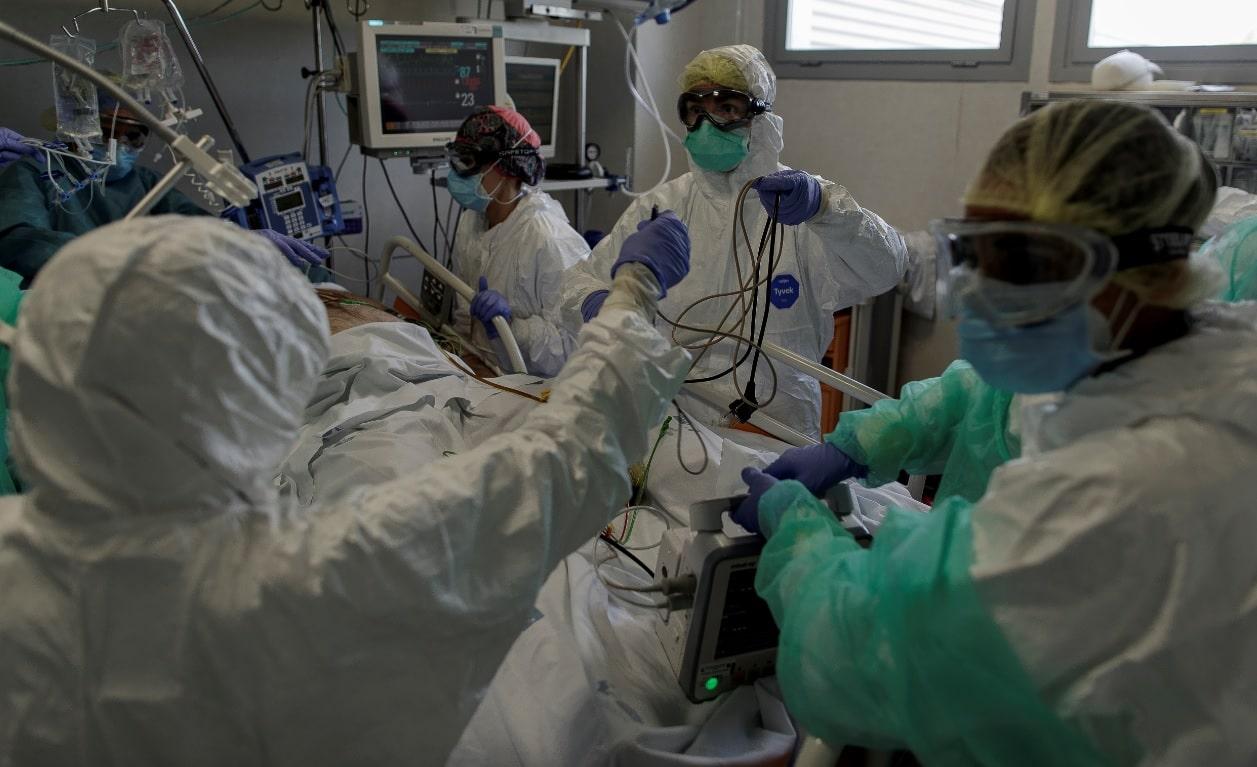 فيروس كورونا في إسبانيا المصابين حالات حالة وفيات الوفيات وفاة
