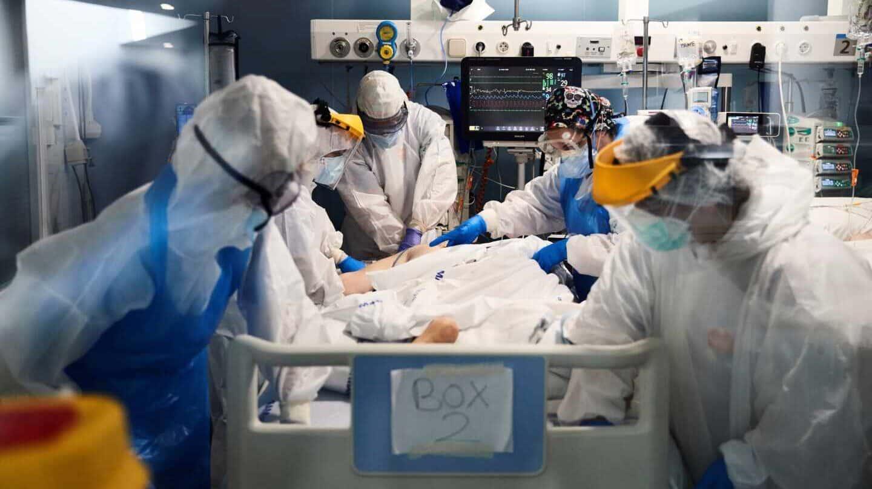 فيروس كورونا في إسبانيا حالات الوفيات وفاة إصابة إصابات