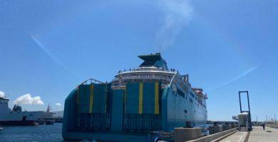 إجلاء الإسبان المغرب رحلة بحرية بالياريا