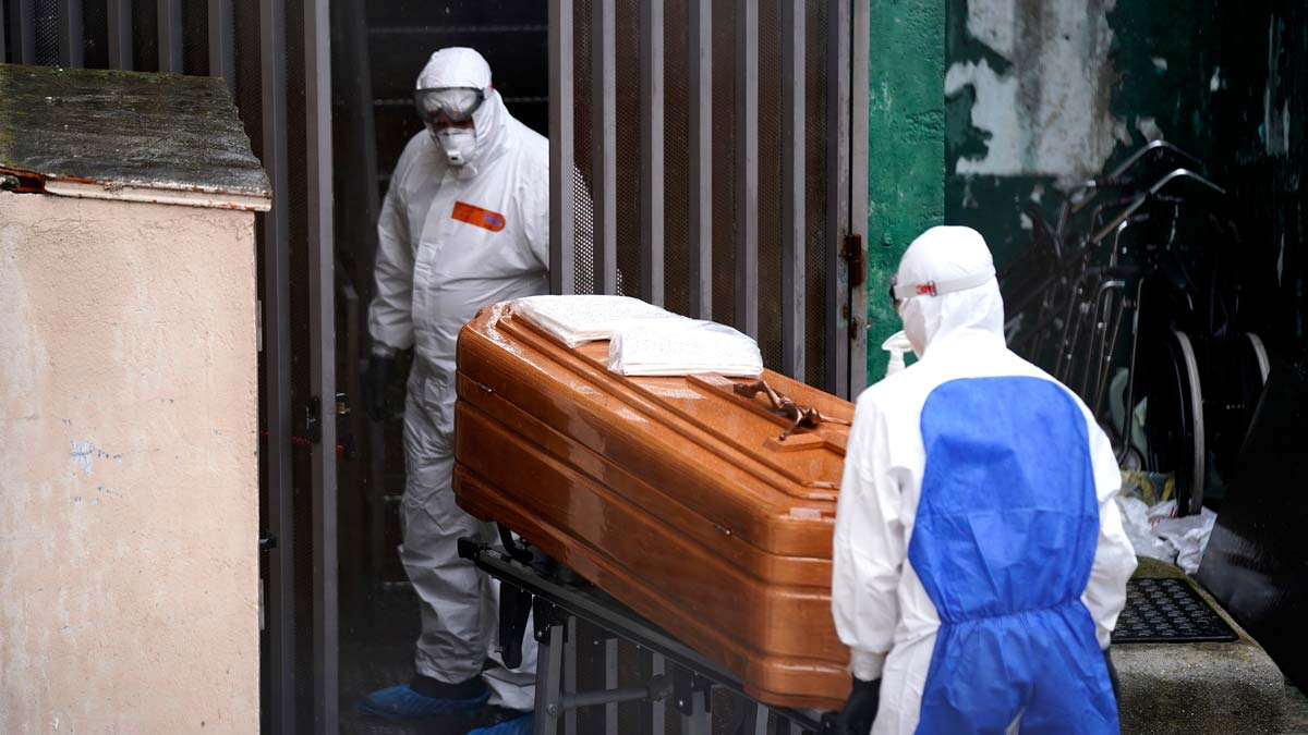 وفيات فيروس كورونا مركز الإحصاء الوطني حالة وفاة