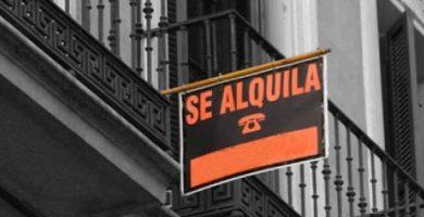 حكومة الأندلس دعم الإيجار