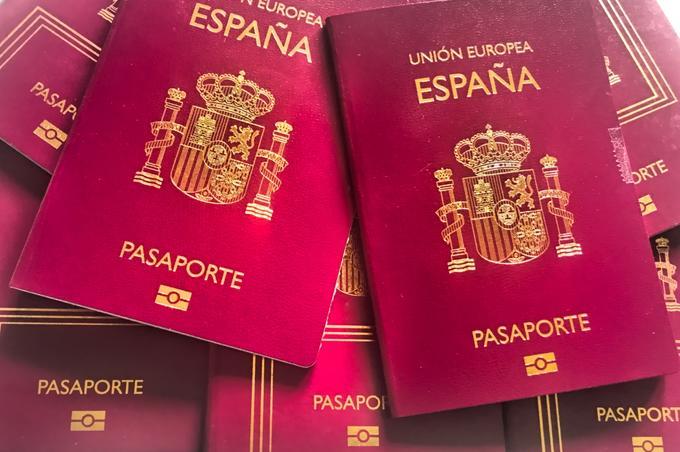 الحصول على الجنسية الإسبانية طلب تسوية ملفات طلب