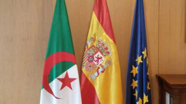 الجزائر إسبانيا الغاز الطبيعي سعر