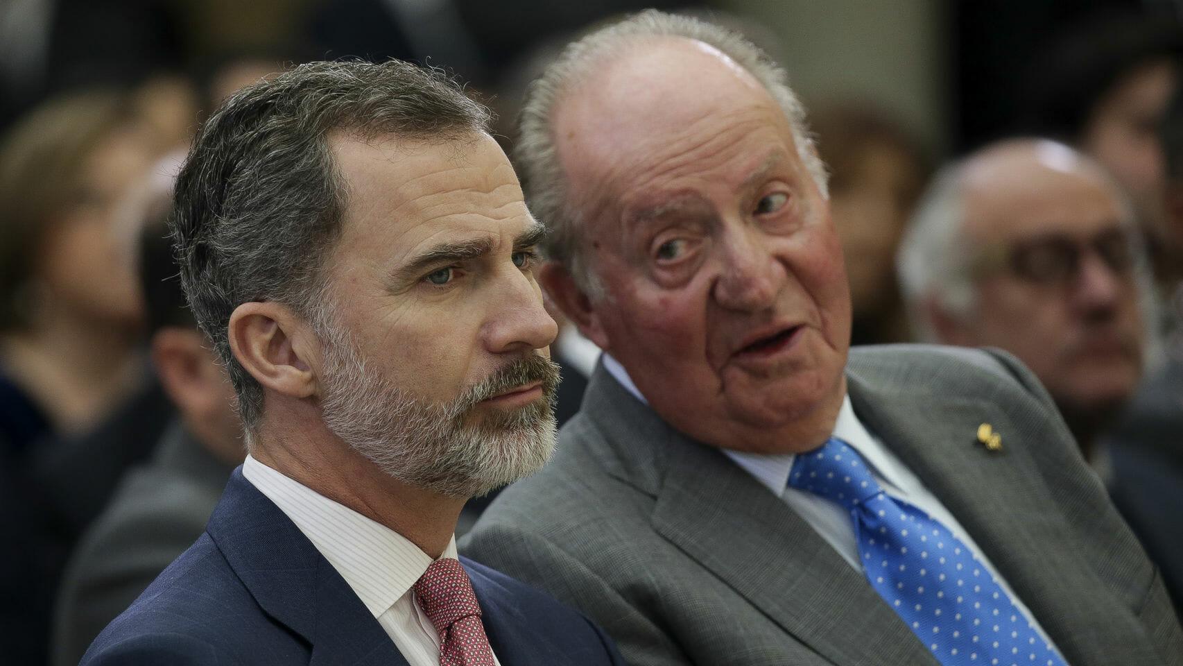 المؤسسة الملكية ملك إسبانيا خوان كارلوس فليبي