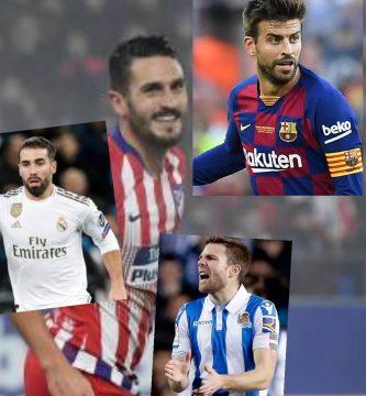 الليغا الدوري الإسباني عودة اللعب إسبانيا