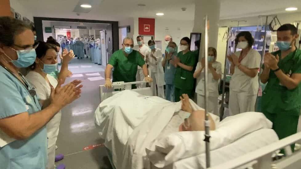 فيروس كورونا في إسبانيا حالات وفيات حالة إصابة بالفيروس الإصابات