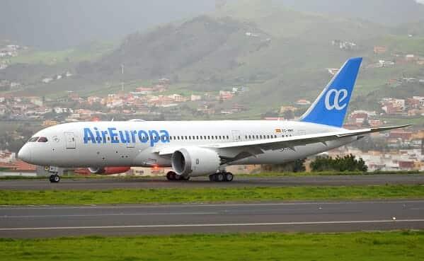 عودة الرحلات شركة طيران آير أوروبا