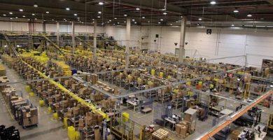 شركة أمازون وظائف في إسبانيا افتتاح مركز خلق وظائف فرص عمل