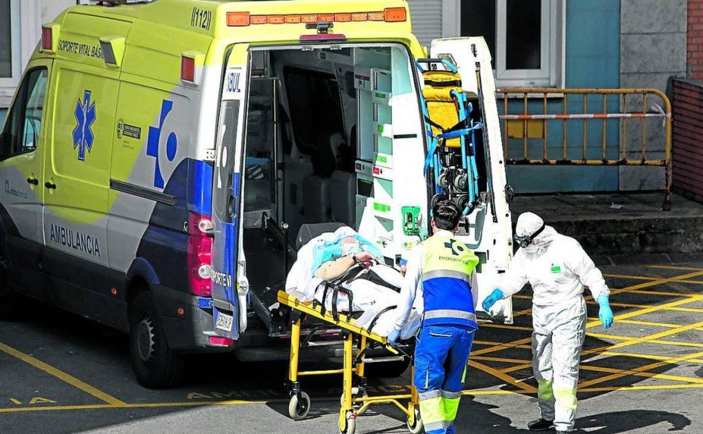 حالات الوفيات إصابة الإصابات الجديدة فيروس كورونا إسبانيا