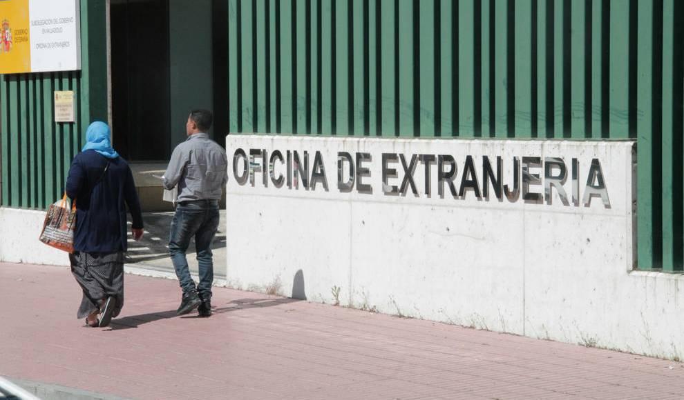 مكاتب الهجرة إسبانيا طلب ترخيص إقامة طلبات