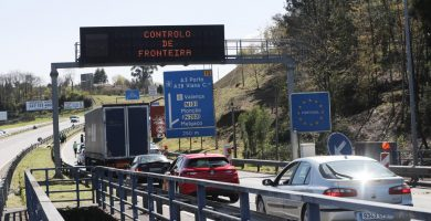 فتح الحدود المعابر الضوابط الحدود الإسبانية الحكومة