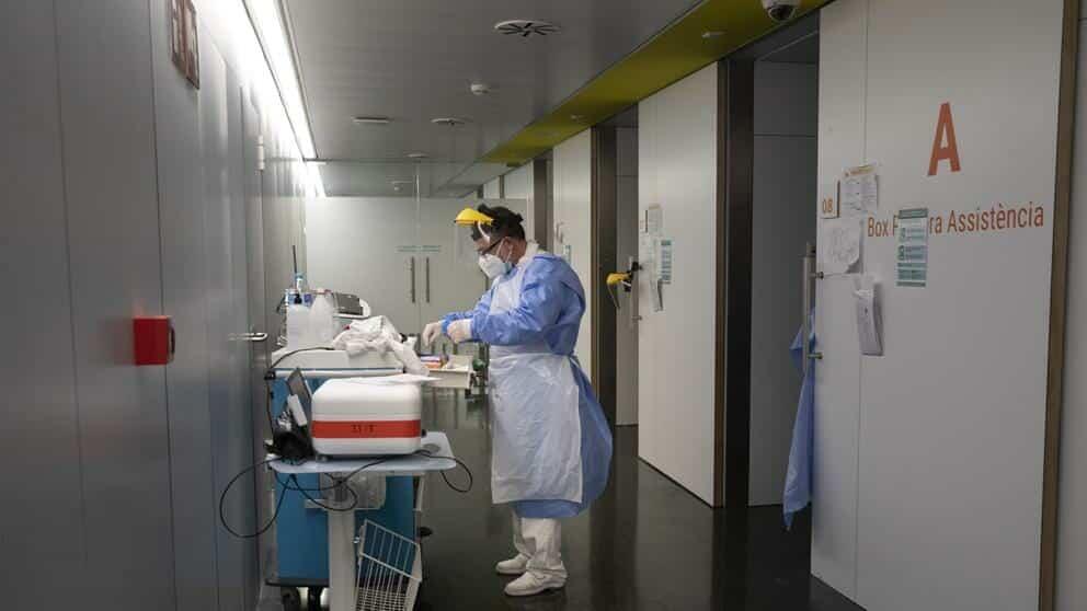 فيروس كورونا في إسبانيا حالات وفيات إصابة وفاة إصابة