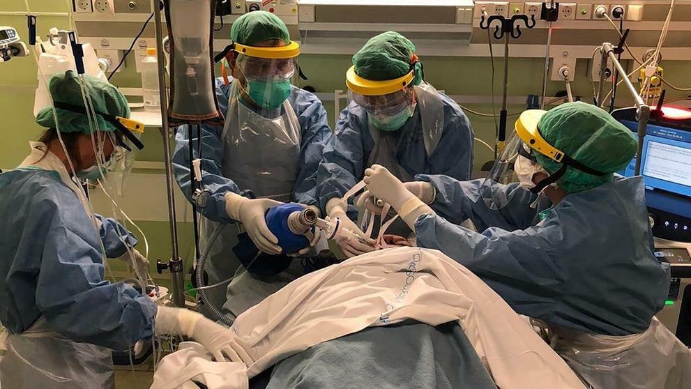 فيروس ورونا حالات وفيات إصابة جديدة إصابات