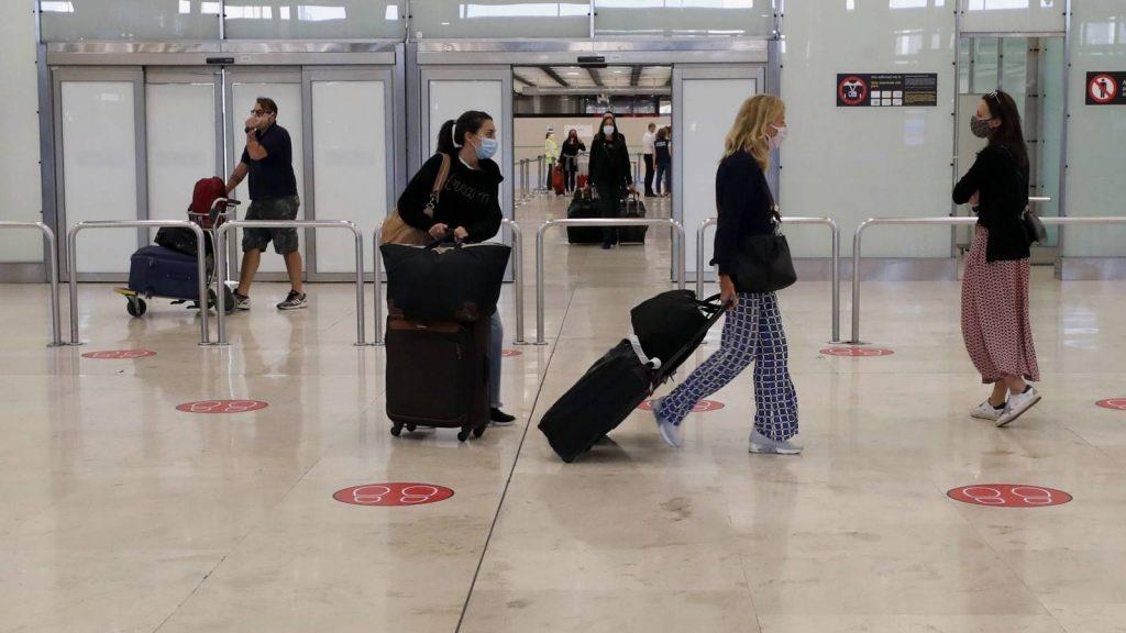 فتح الحدود الخارجية إسبانيا