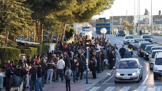 مكتب الهجرة أليكانتي موعد مسبق الإجراءات