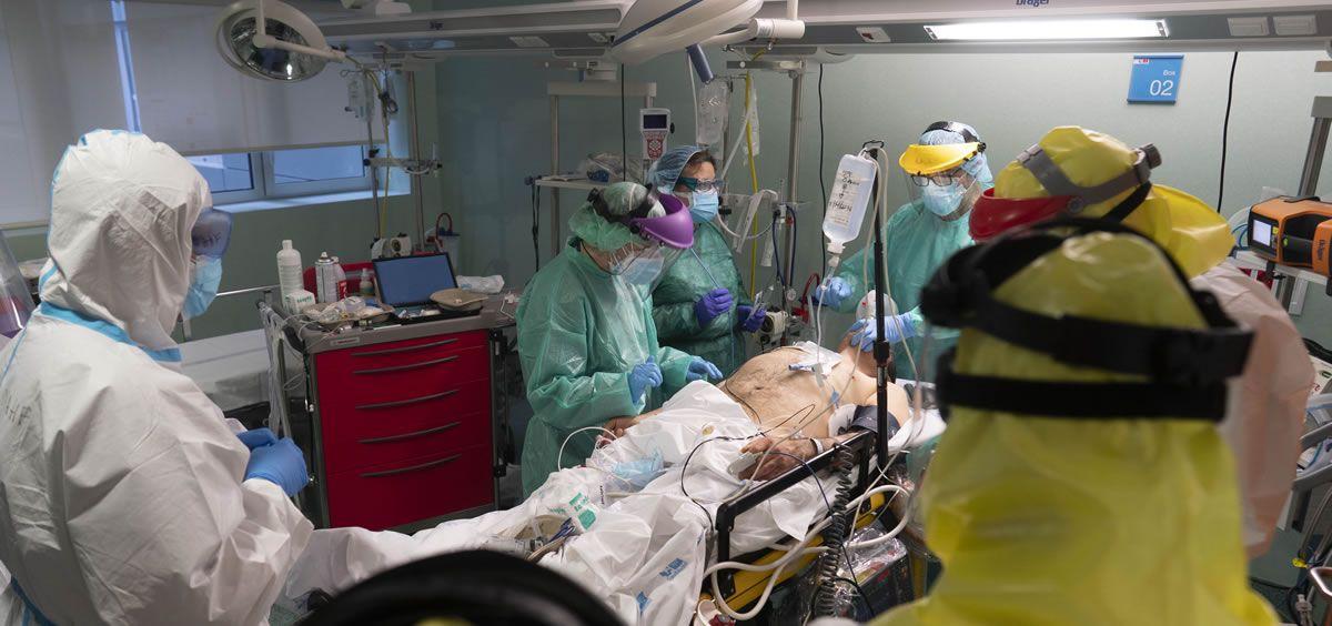 فيروس كورونا في إسبانيا وفيات إصابات إصابة وفاة حالة