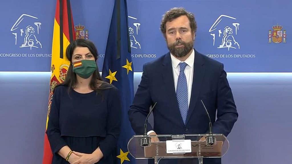 حزب اليمين المتطرف فوكس المهاجرين إسبانيا
