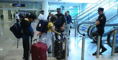 فتح الحدود السياحة الدولية إسبانيا
